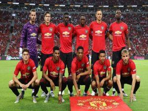Thông tin chi tiết về câu lạc bộ Manchester United