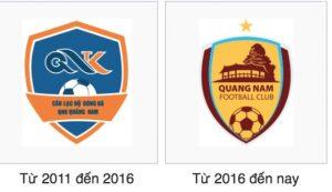 Logo câu lạc bộ Quảng Nam FC