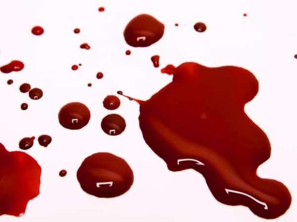 Nằm mơ thấy máu và điềm hung hay cát ? Đánh số đề con gì ?