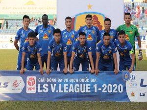 Thông tin tiểu sử của câu lạc bộ bóng đá Quảng Nam