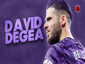 Sự nghiệp cầu thủ David de Gea