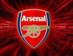 Logo câu lạc bộ bóng đá Arsenal