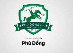 .Logo câu lạc bộ bóng đá phù đổng