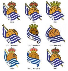 Logo câu lạc bộ bóng đá Real Sociedad