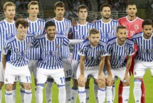 Lịch sử hình thành câu lạc bộ bóng đá Real Sociedad