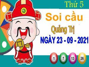 Soi cầu XSQT ngày 23/9/2021 – Soi cầu đài xổ số Quảng Trị thứ 5